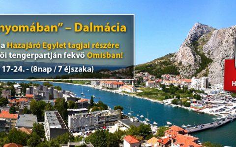 Az Árpádok nyomában – Dalmácia